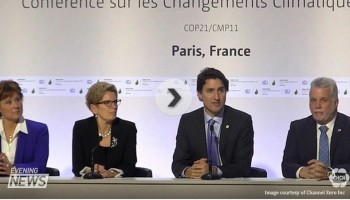 CGU's Altaf Arain on COP21 Paris Climate talks