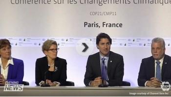 CGU's Altaf Arain on COP21 Paris Climate talks