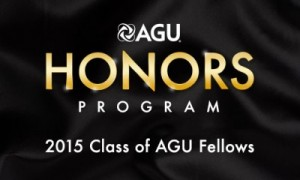 AGU Honours for CGU Members