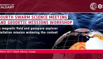 Geodetic Missions Workshop in Banff, Alberta
