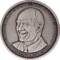 J. Tuzo Wilson Medal